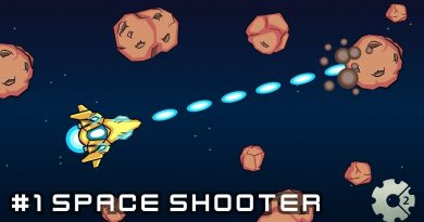 Space Shooter #1 - Construct 2 Tutorial