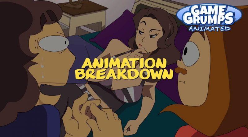 Animation Breakdown - Bedroom Business (Game Grumps Animated)