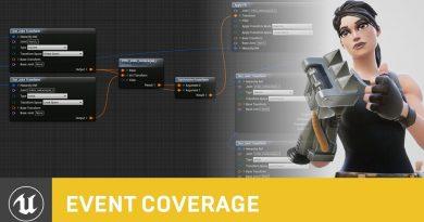 Enhancing Animation with Control Rig | GDC 2019 | Unreal Engine