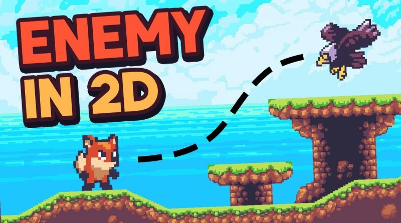 2D PATHFINDING - Enemy AI in Unity