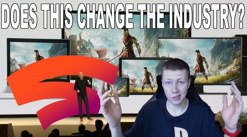 Indie Game Dev Breaks Down Google Stadia Keynote