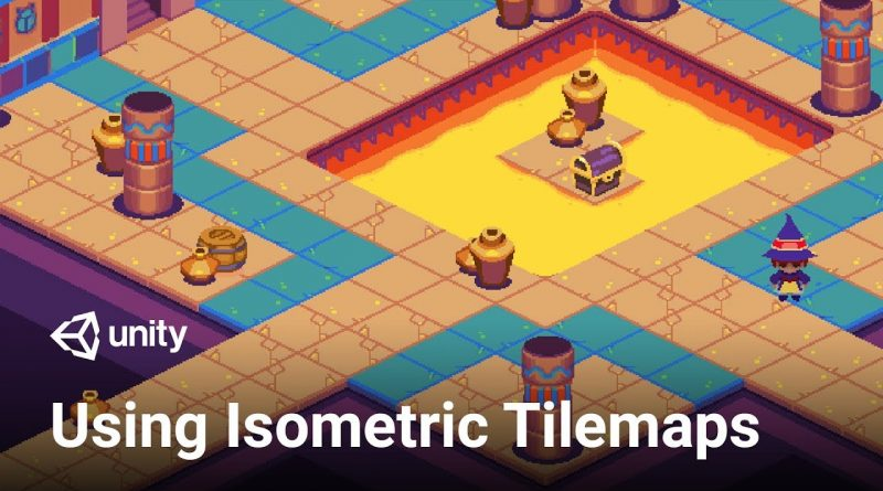 How to use Isometric Tilemap in Unity 2018.3! (Tutorial)
