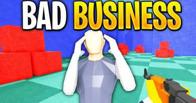This ROBLOX Game Might Be Better Then STRUCID (Roblox Bad Business)