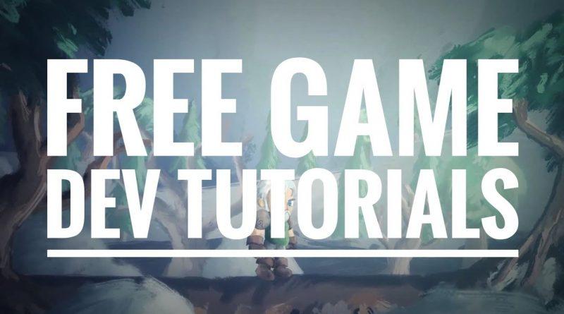 Free game development tutorials