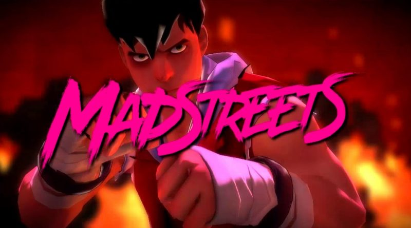 Trailer for Indie Game Mad Streets - Kowloon Knights Funder event at GDC 2019