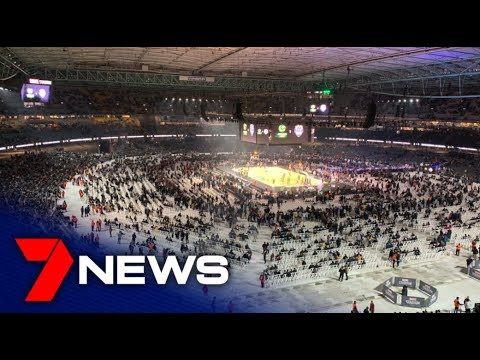 ACCC investigating the marketing of the Boomers/USA basketball game in Melbourne | 7NEWS