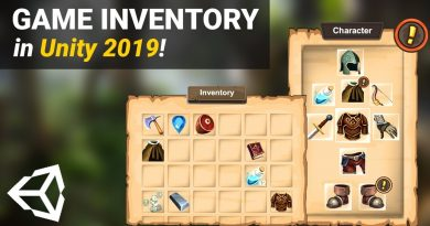 INVENTORY TUTORIAL IN UNITY 2019!   Beginner Friendly