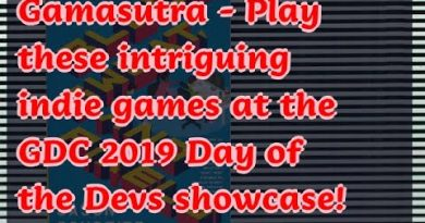 03032019 Gamasutra - Play these intriguing indie games at the GDC 2019 Day of the Devs showcase!