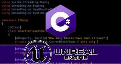 Using C# in Unreal Engine