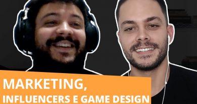 Combinando Marketing e Game Design, com Ronaldo Nonato   Podcast #59