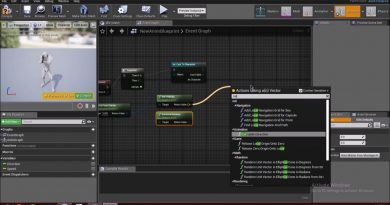 Unreal Engine 4.21 Tutorial: The New Calculate Direction