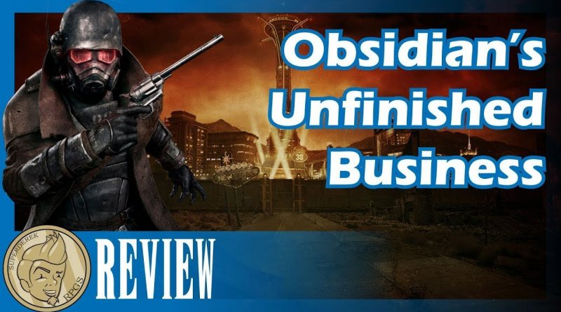 Fallout New Vegas - Obsidian's Unfinished Business - The Game Collection Review