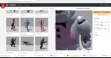 Unreal Engine 4 - FNaF game tutorial #6 - Complete animatronics!