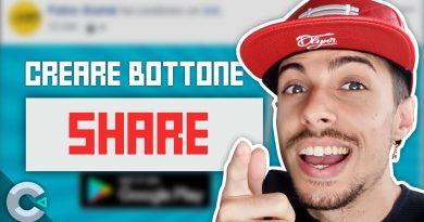 Come creare un bottone SHARE su Construct 3 (Android & iOs)
