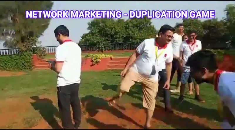 DUPLICATION GAME FOR NETWORK MARKETING -