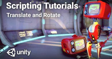 C# Translate and Rotate in Unity! - Beginner Scripting Tutorial