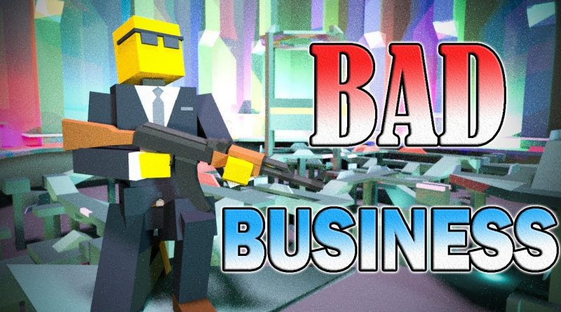 This NEW FPS Game Will Take Over Roblox!   Bad Business Prototype