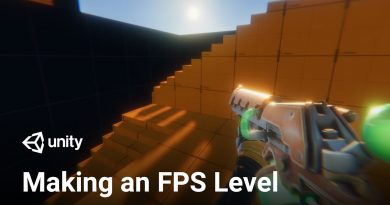 Making an FPS Level with ProBuilder in Unity 2019! (Tutorial - Beginner Friendly)
