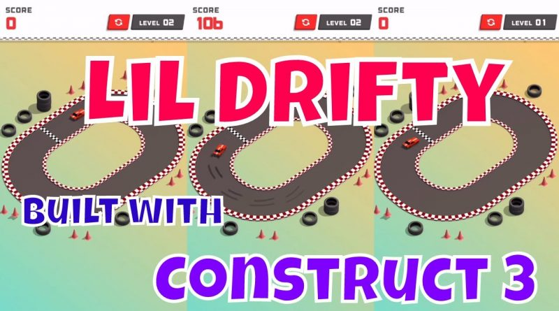 Lil Drifty Construct3 Indie Game Review