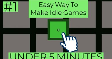 How To Make An IDLE Game (Under 5 Minutes)