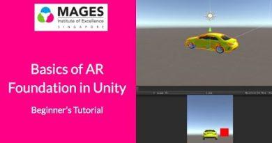 Basics of AR Foundation in Unity | Beginner's Tutorial