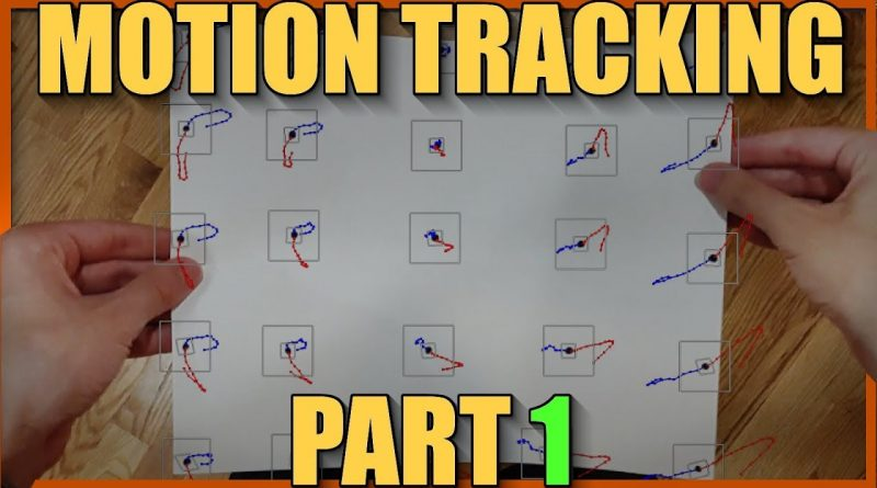 Blender 2.8 Motion tracking #1: Everything you need to know (tutorial)