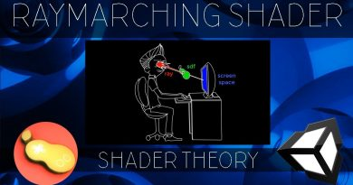 "Raymarching Shader - Unity CG/C# Tutorial _Chapter[1] = ""Shader Theory""; //PeerPlay"