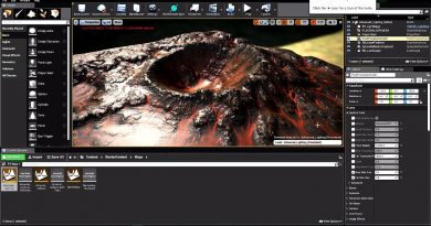 World Creator 2 tutorial. Export to Unreal Engine 4 by using SyncTool.