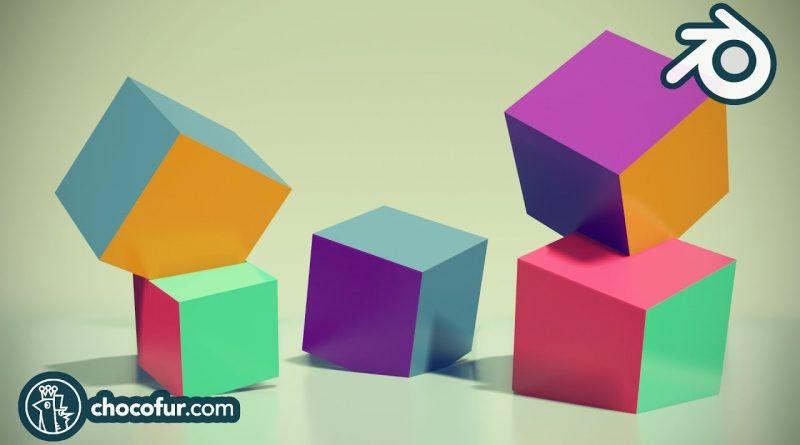 Understanding Materials - Blender 2.8 Tutorial for Beginners (Eevee)