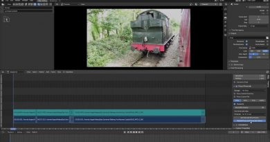 Blender 2.80 Tutorial: Basic Video Editing Using The Video Editor. A Blender Beginners Tutorial.