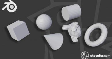 Adding, Deleting, Duplicating - Blender 2.8 Beginner Tutorial [Part 4/20]