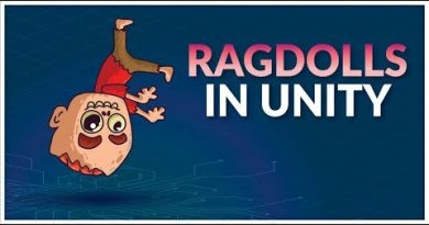 How to do Easy Unity3D Ragdoll Physics with Source Code - unity ragdoll tutorial