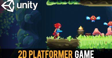 Unity 2D Platformer Tutorial - Creating A 2D Game In Unity Game Engine Beginner Tutorial