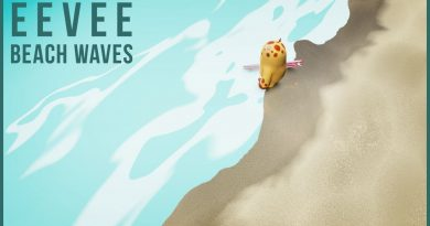 Create a stylized beach in Blender 2.8 - Eevee island environment beginner tutorial pt. 3