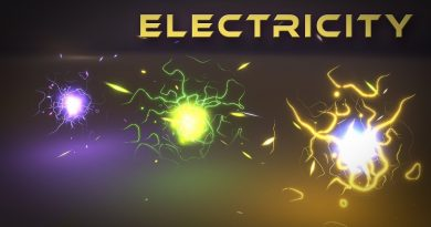 Unity Shader Graph - Electricity Shader Effect Tutorial