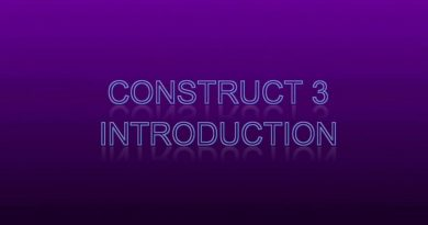 Getting Started Construct 3 #1