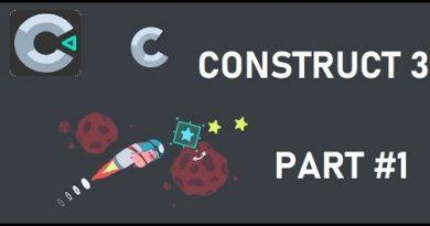 Construct 3 Ninja Part 1