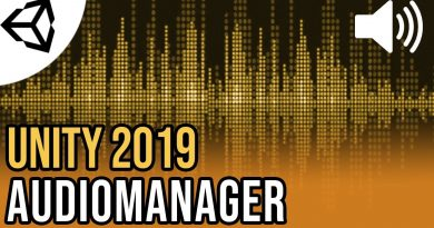 Audio Manager - Playing sound and music in your game [Tutorial][C#] - Unity 2019