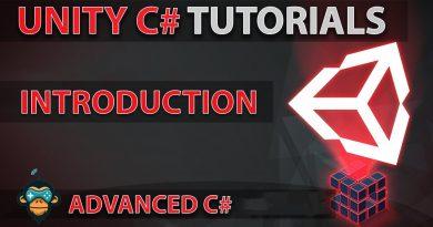 Learn to Program with C# - Unity Advanced Tutorial Playlist!