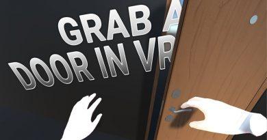 How to make a door in VR - Unity tutorial