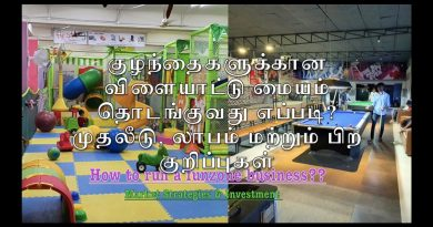 How to start Funzone/Game zone business in tamil| Investment, profit & business strategies explained