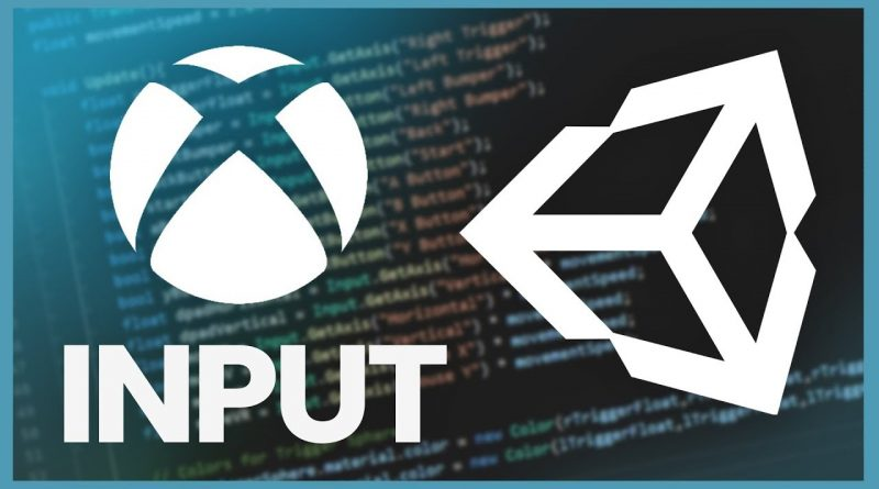 Unity 2018 | XBOX ONE Input Tutorial + FREE Download