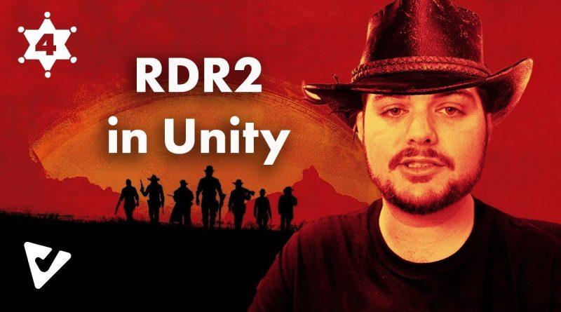 Unity Programming Tutorial Series | RDR2 in Unity - Part 4