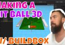 Game Dev Log: How to make Hit Ball 3D Game Buildbox Tutorial