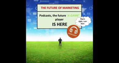 New Trend in marketing: Podcasting the future 'A' game player