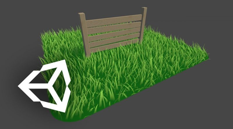 Unity Grass Geometry Shader - Tutorial in Description
