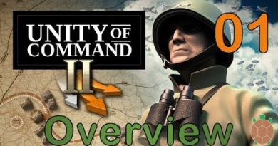Unity of Command 2 | Overview / Tutorial - Normandy Breakout - 01