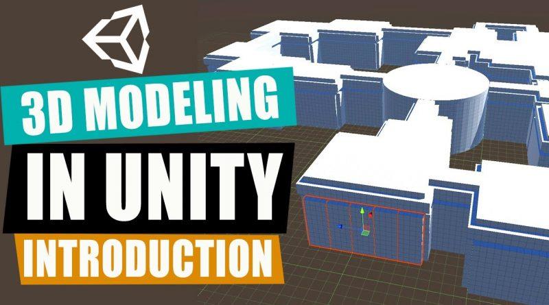 ProBuilder Unity | Introduction