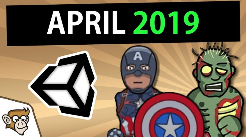 Damage Popups, Captain America, Level System and Unity DOTS! (Unity Tutorials April 2019)