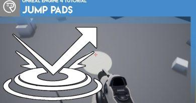 Unreal Engine 4 Tutorial - Jump Pad
